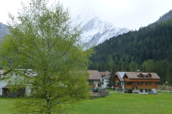 Spring in the Dolomiti