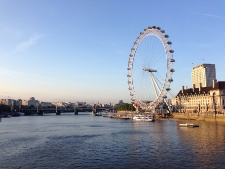 The Eye on the Thames