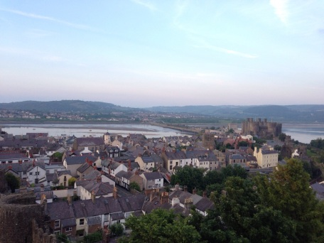 View of Conwy