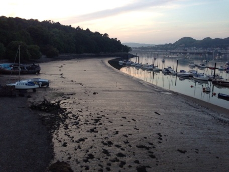 Conwy Bay - low tide