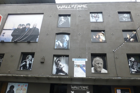 Wall of Fame - which musicians do your recognize?
