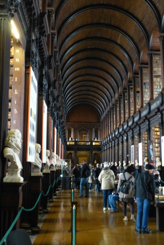 The Long Hall or the Jedi Library?