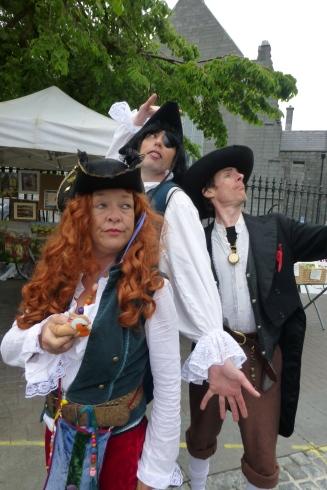 The Dread Pirates