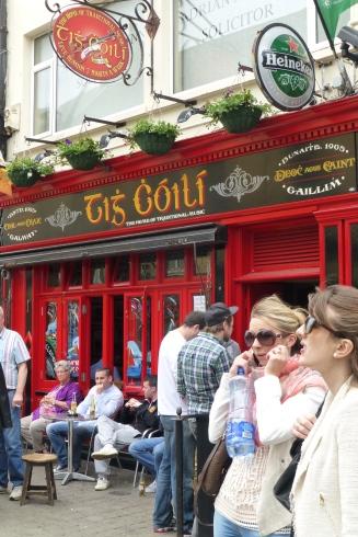 Friendly pub