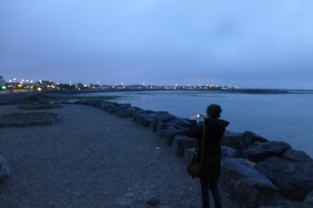 Sunset o'er Galway Bay