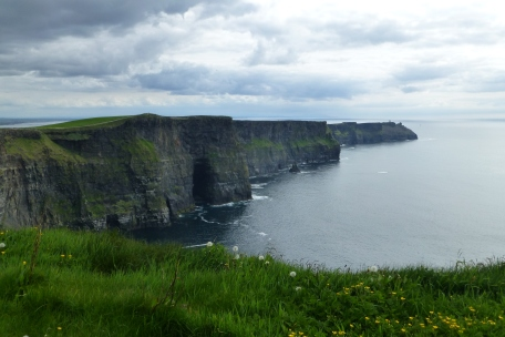 Cliffs of Moher looking south