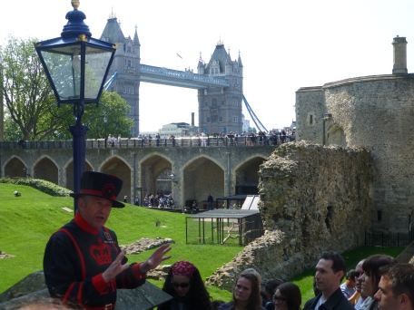 Yeoman Warder guide