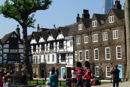 The Queen's apartments (before beheading)