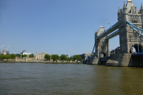 Tower across the Thames