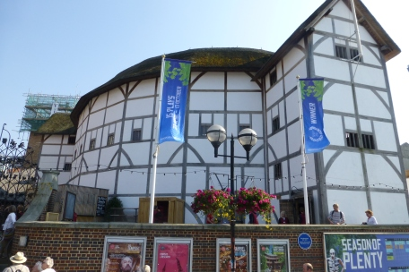 Outside the Globe