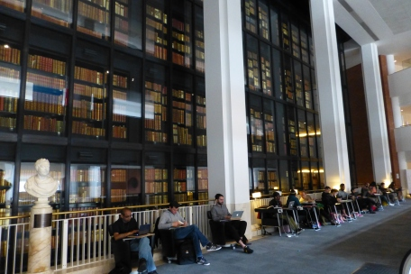 The British Library readers