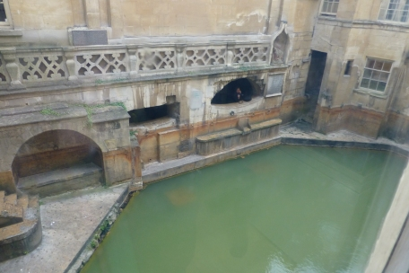 The Roman Hot Springs
