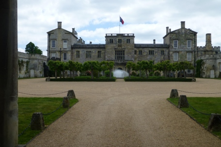 Wilton Hall, one of the places where they filmed Pride and Prejudice