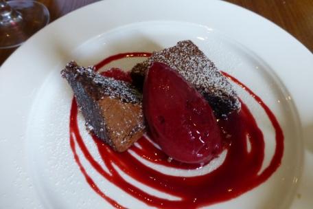 Mmmm... dessert!