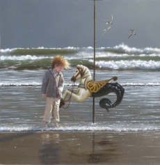 Jimmy Lawlor Sea Horse